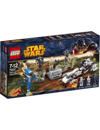 Star Wars Battle On Saleucami