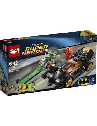 Super Heroes Batman: The Riddler Chase