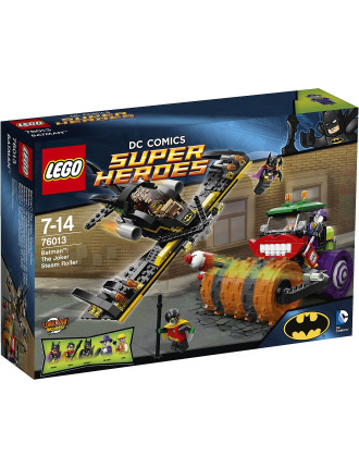 Super Heroes Batman: The Joker Steam Roller