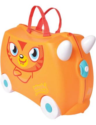 Moshi Katsuma Ride On Suitcase
