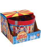 Silly Circus Tin Drum $29.95