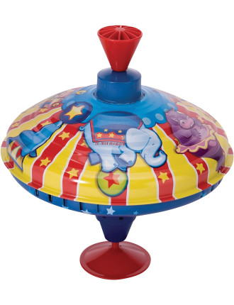 Silly Circus Humming Top