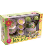 Children's Tin Tea Set $29.95