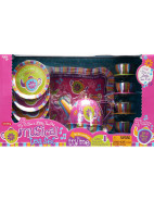Musical Tin Tea Set $29.95