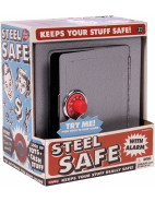 Steel Safe With Alarm $29.95