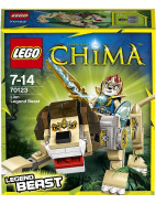 Chima Lion Legend Beast $12.99