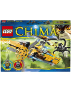 Chima Lavertus Twin Blade $29.99