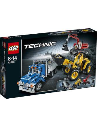 Technic Construction Crew