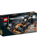 Technic Black Champion Racer $29.99
