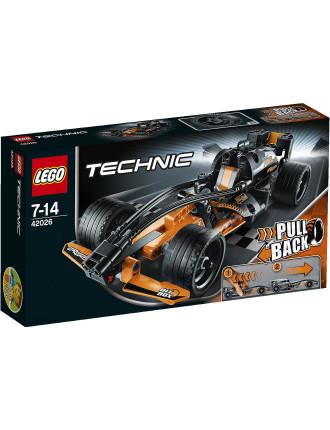Technic Black Champion Racer