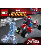 Marvel Super Heroes Spider-Trike Vs Electro $19.99