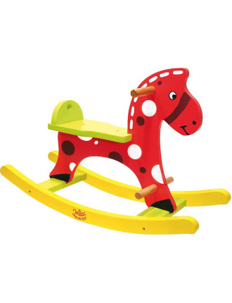 Vilac Stormy Wooden Rocking Horse