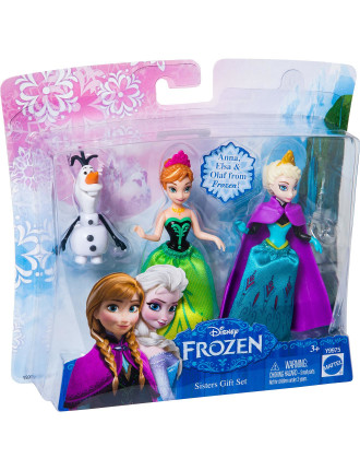 Frozen Small Doll Character Pack
