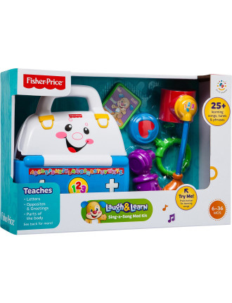 Laugh & Learn Sing-A-Song Med Kit