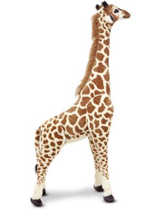 Giant Plush Giraffe