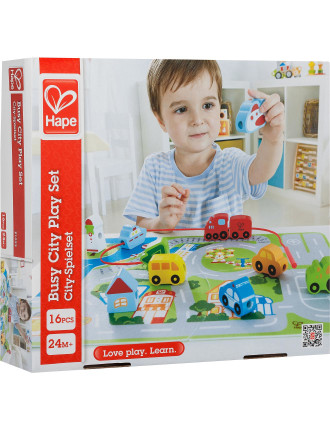 Busy City Playset
