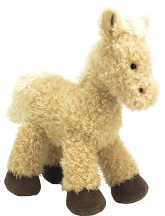 Caffuffle Palomino Pony (23cm)