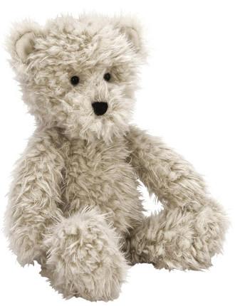 Angora Bear (Medium)