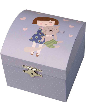 Ninon Musical Jewellery Box