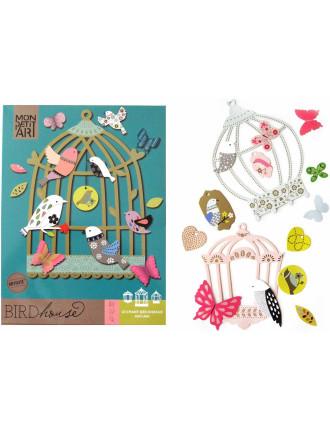 Make & Decorate 3 Birdcage Mobils