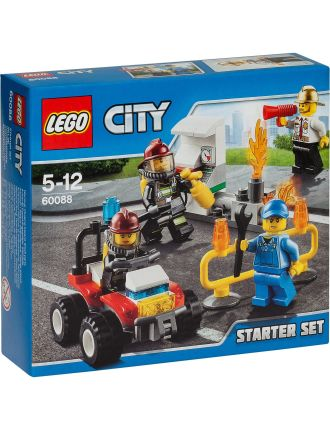 City Fire Starter Set