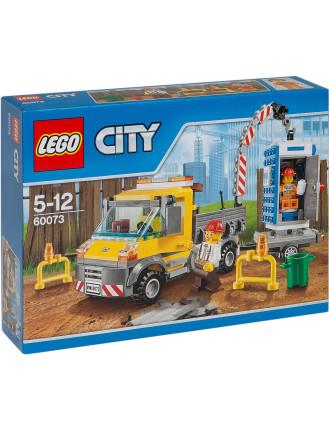 City Service Truck