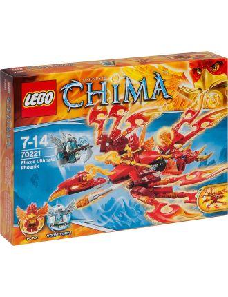 Chima Flinx's Ultimate Phoenix