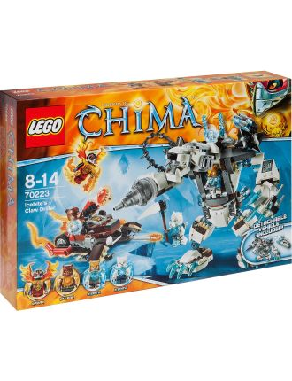 Chima Icebite's Claw Driller