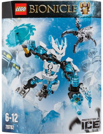 Bionicle Protector of Ice