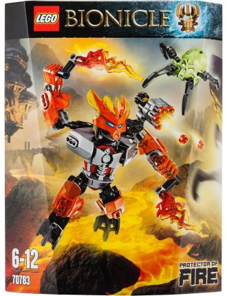 Bionicle Protector of Fire