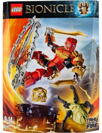 Bionicle Tahu Master of Fire