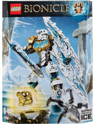 Bionicle Kopaka Master of Ice