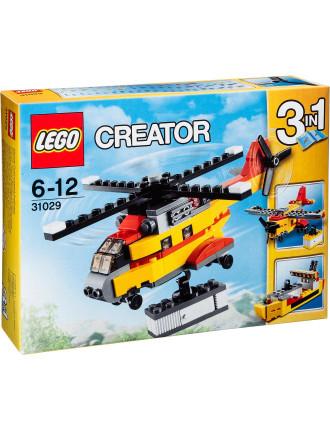 Creator Cargo Heli
