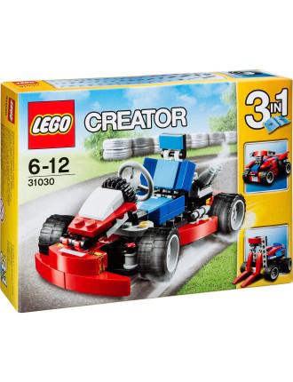 Creator Red Gokart