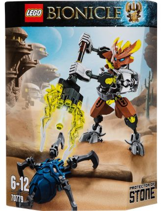 Bionicle Protector of Stone