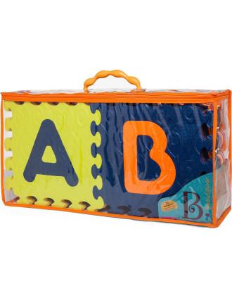B.26 Alphabet Tiles