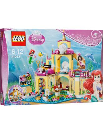 Lego Disney Princess Ariel¿S Undersea Palace