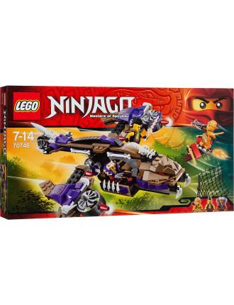 Lego Ninjago Condrai Copter Attack
