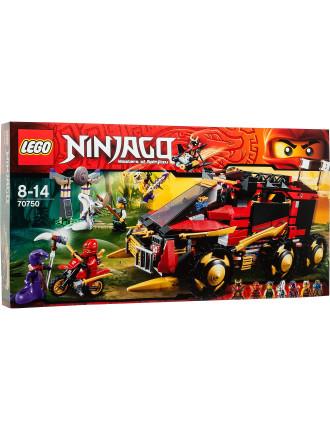 Lego Ninjago Ninja Db X