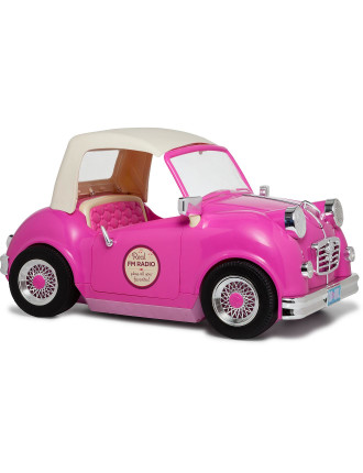 Retro Car for 18' Doll