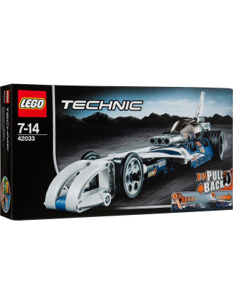 Lego Technic Record Breaker