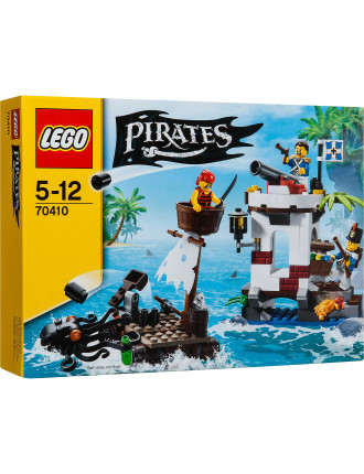 Lego Pirates Soldiers Outpost