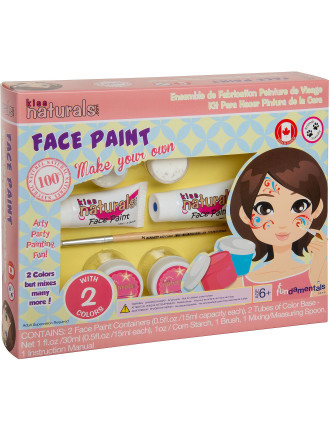 Kiss Naturals Mini Face Paint