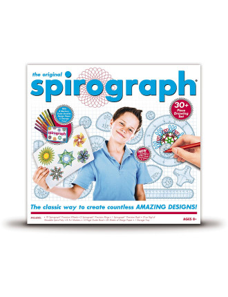 Spirograph Kit W/ Markers
