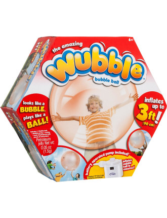 Wubble Bubble Ball With Pump