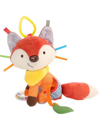Fox Bandana Pals Stroller Toy