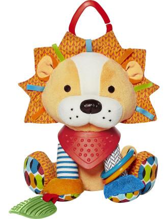Lion Bandana Pals Stroller Toy