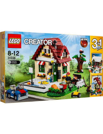 Lego Creator Changing Seasons