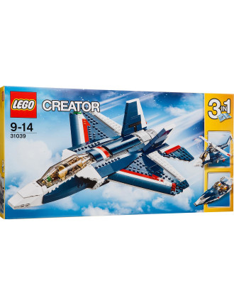 Lego Creator Blue Power Jet