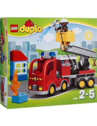 Duplo Fire Truck